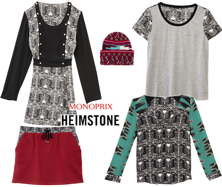 Collab Heimstone&Monoprix J-15 (MODE)